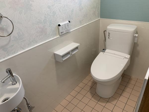 【香南市】トイレ工事/水廻り工事/高知リフォーム/N様邸