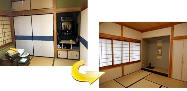 【高知市】内部改装/水廻りリフォーム/高知リフォーム/M様邸