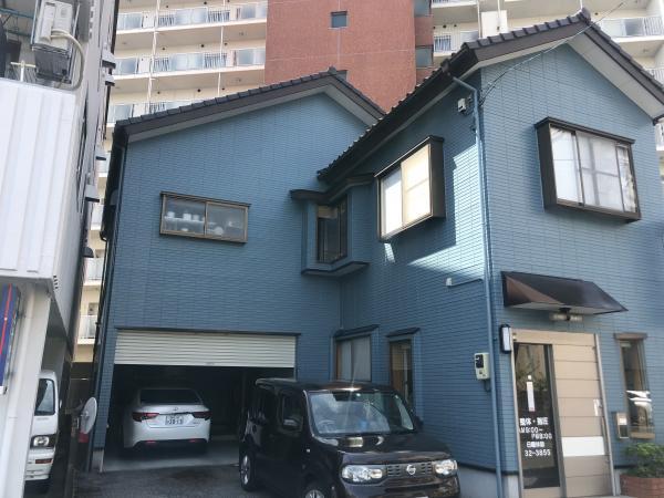 【高知市】外壁塗装/高知塗装/シリコン塗装/N様邸