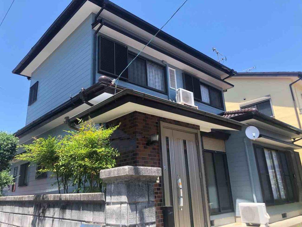 【土佐市】リフォーム/内部工事/キッチン入れ替え/外壁塗装/屋根塗装/O様邸