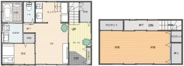 【高知市】全面改装/間取り/高知リフォーム/外部塗装/I様邸