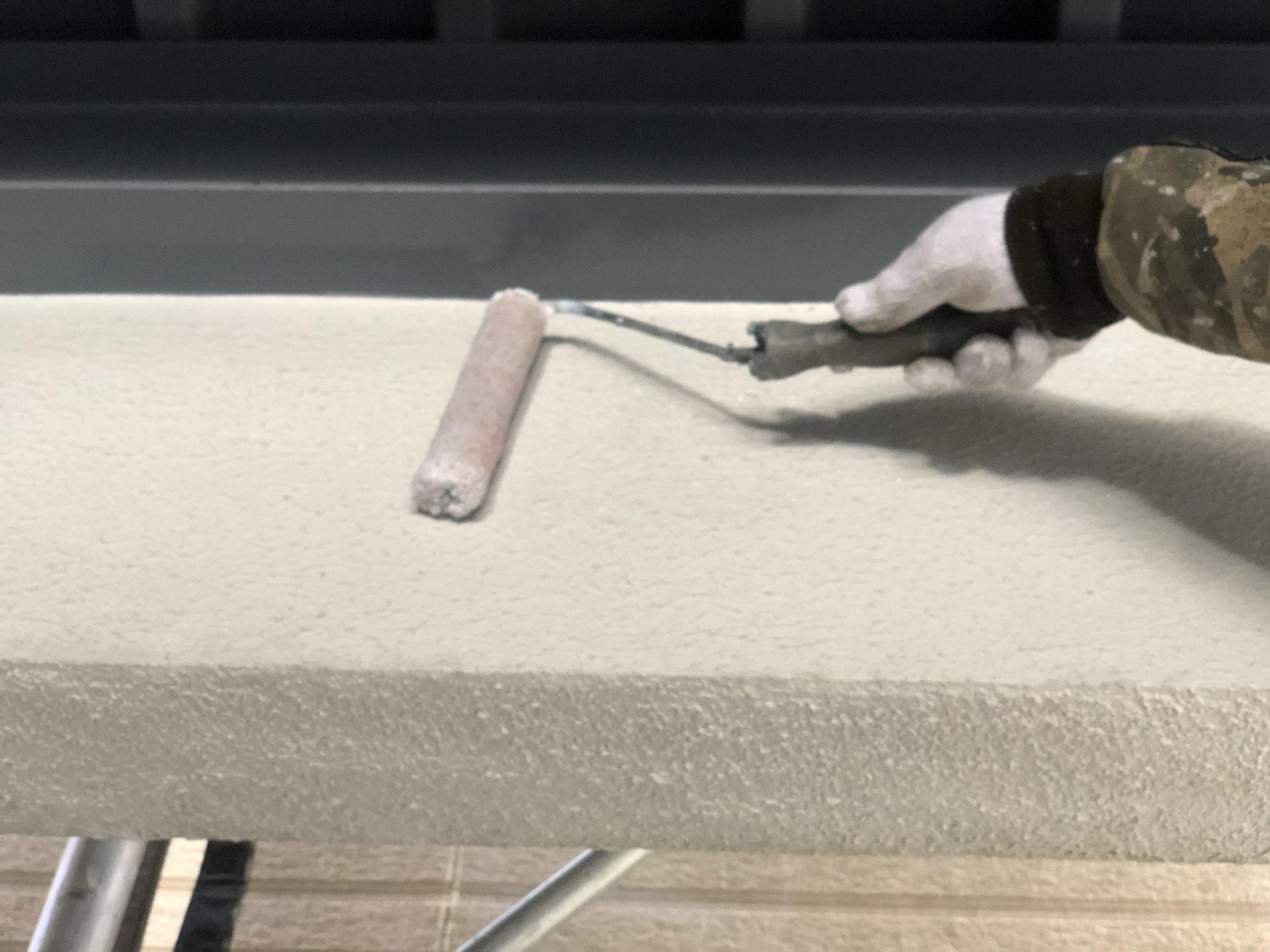 【塗装過程】塗装工事/高知市/K様邸工事中写真