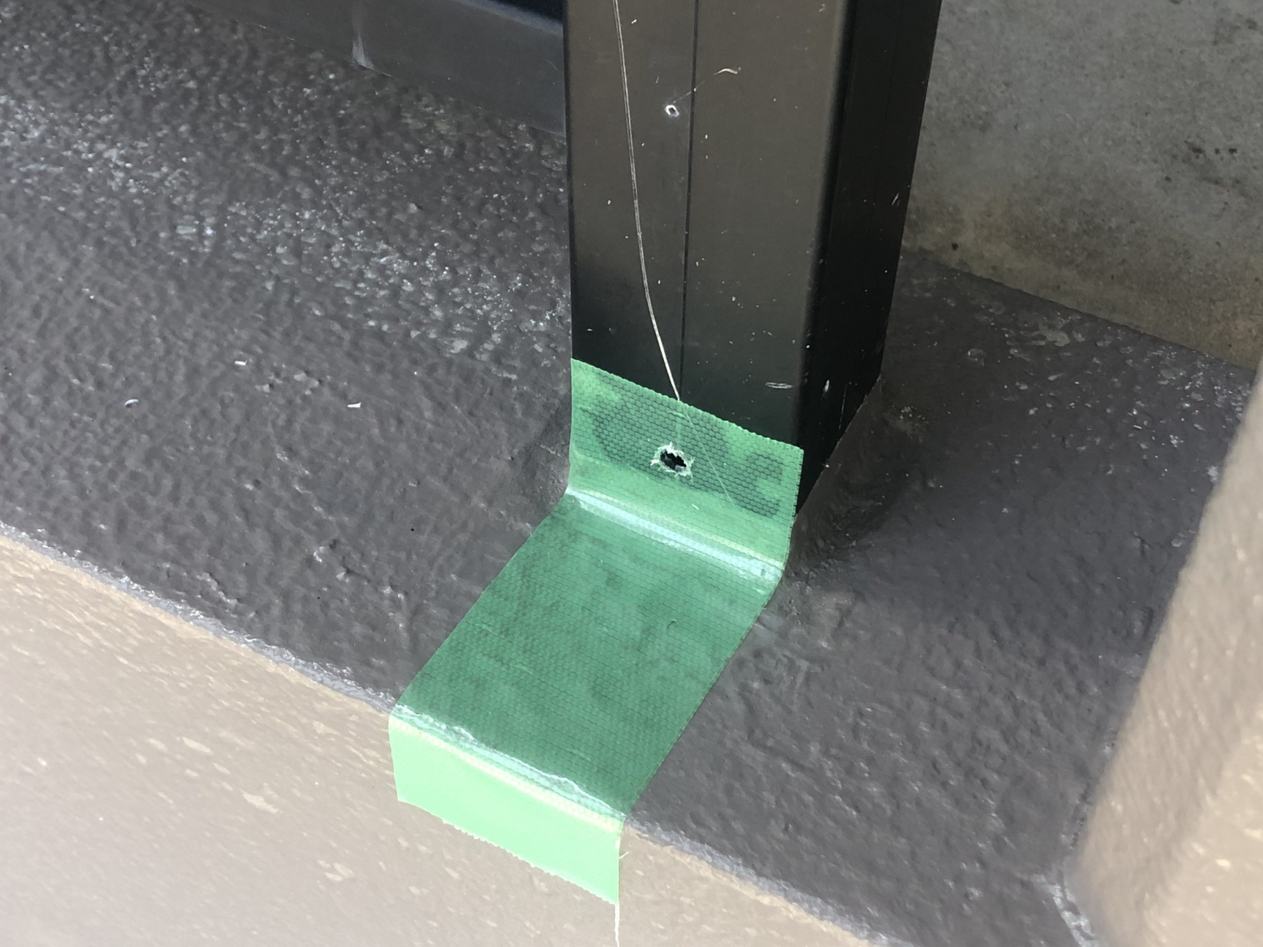 【施工事例】グラウド工法/マンション防水工事/マンション塗装