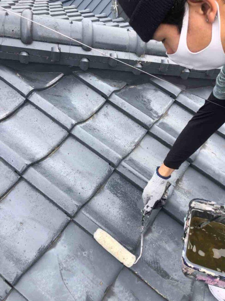 【高知市】塗装工事/高知塗装/外壁塗装/屋根塗装/S様邸