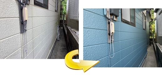 【高知市】Before&After/屋根葺き替え/外壁塗装/高知塗装/K様邸