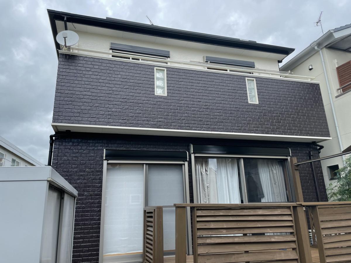 【高知市】外壁塗装/高知塗装/屋根塗装/高知市/N様邸/SR-161/SR-423