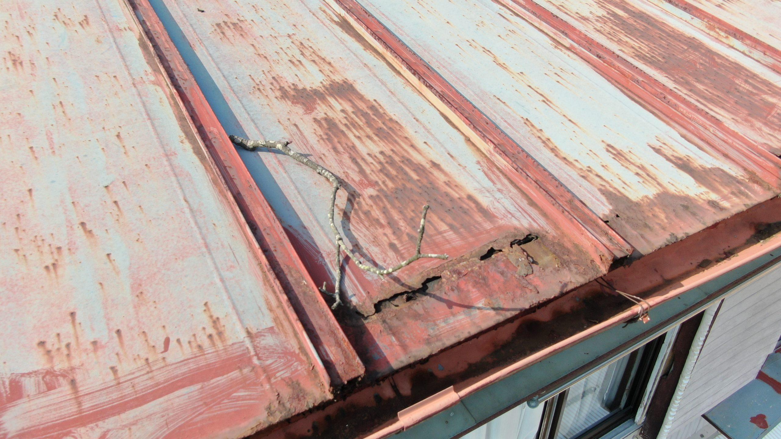 【高知市】外部工事/塗装工事/高知塗装/屋根カバー工法/O様邸